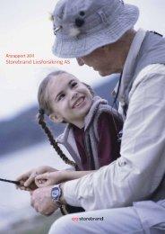 Aarsrapport Storebrand Livsforsikring AS 2011