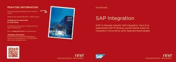 SaP Integration - NNIT