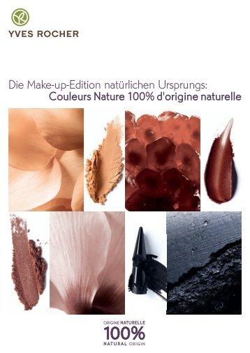 Teint Rayonnant Jeunesse Make Up Yves Rochercom
