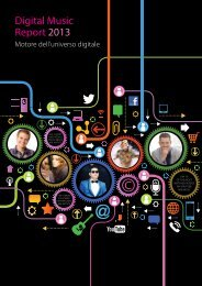 Digital Music Report 2013 - IFPI