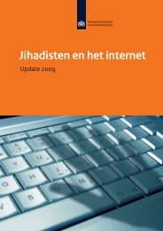 Jihadisten en het internet - Nationaal Coördinator ...