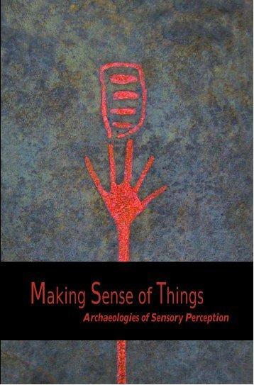 Making Sense of Things - mikroarkeologi.se
