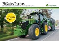 7R Series Tractors - Farming