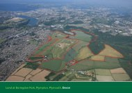 Land at Boringdon Park, Plympton, Plymouth, Devon - Farming