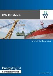 bw offshore presentation - Parat Halvorsen