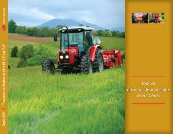 Tout ce qu'un tracteur utilitaire devrait être. - Agco Direct