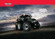 Valtra T Series Brochure - TRP