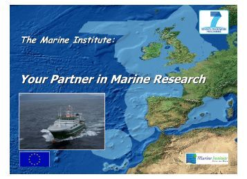 Marine Institute - Seventh EU Framework Programme Ireland