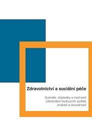 Zdravotnictví a sociální péče - Národní ústav pro vzdělávání