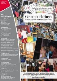 GemeindeLeben KW 36 - St-andreas-clp.de