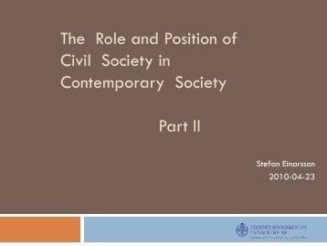 2 - PHaSI, Philanthropy and Social Innovation