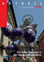 AKTUELL - Stadt Bludenz
