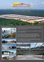 Structure Flyer - The GSI Asia Group
