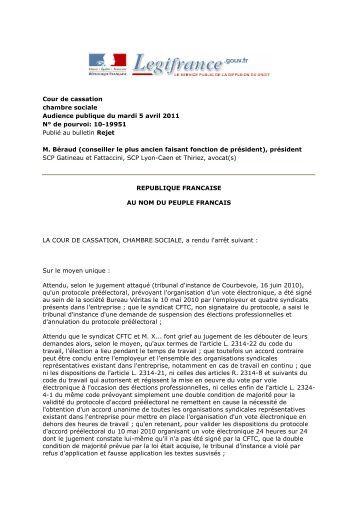 Arret de chambre otamendi egiguren c espagne codex news - Chambre sociale de la cour de cassation ...