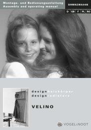 VELINO - Vogelundnoot.com