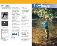 Datenblatt FlowTracker (pdf) - Quantum Hydrometrie GmbH