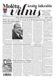 2010 m. spalio 29 d., penktadienis Nr.82 - VILNIS