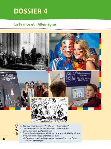 La France et l'Allemagne