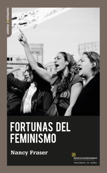 Fortunas del feminismo - Traficantes de Sueños