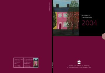 Annual Report 2004 (English) - National Council on Ageing and ...