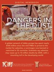 Dangers in the Dust - International Consortium of Investigative ...