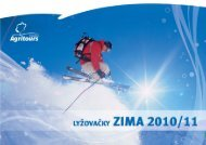 Katalóg Zima 2010/2011