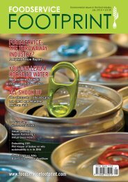 Download Foodservice Footprint Issue 6 - July 2010