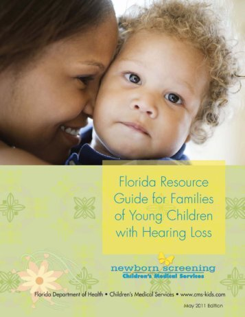 florida resource guide - National Center for Hearing Assessment ...