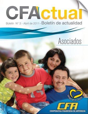 Asociados - Cooperativa Financiera de Antioquia