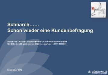 Mag. Gerd Beidernikl - Quality Austria