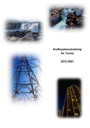 Regional KSU 2012 Hovedrapport - Område 21 ... - Troms Kraft