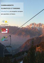 Climalptour, un progetto europeo per guardare al futuro