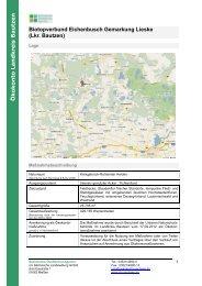 Planungen zur Integrierten ländlichen Entwicklung