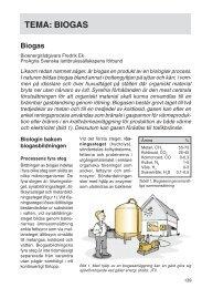 Biogas - Slf