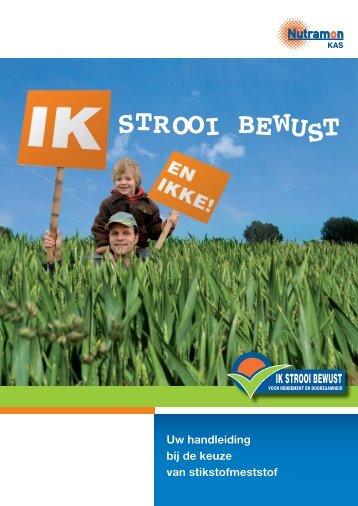 Artikel 'Ik strooi bewust Nutramon KAS' - Ecoservice-Europe