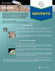 WEB ARMADO MOSCA BCA.indd - Bayer CropScience Mexico