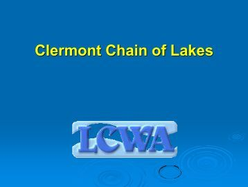 Lake County Water Levels