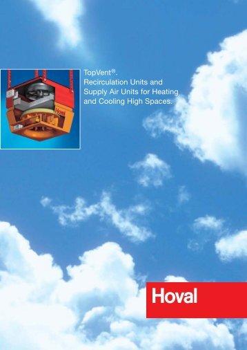 TopVent-Handbuch englisch
