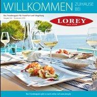 Trendmagazin für Frankfurt und Umgebung, Juli-September 2015