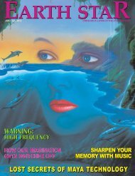 Issue #206 JUNE/JULY 2012 - Earthstar