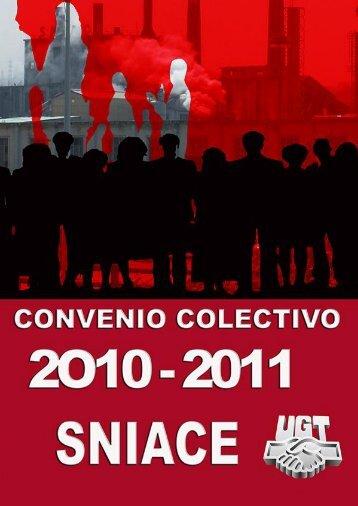 convenio colectivo del grupo de empresas sniace ... - UGT Cantabria