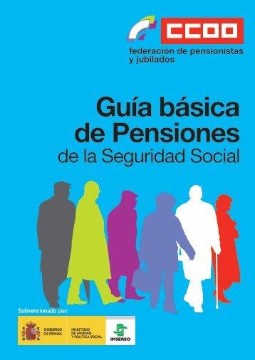 Guía básica de Pensiones