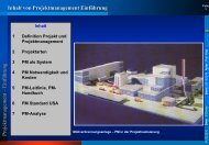 l Einführung Projektmanagement - Rz.fh-augsburg.de