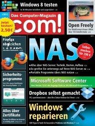 com! mit CD NAS