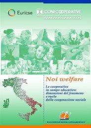 Cooperative educazione.pdf - Federsolidarietà - Confcooperative