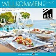 abt Journal für Ulm | Günzburg | Ravensburg | www.abtshop.de, Juli-Sept.2015