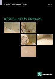 Aquatec Wet Area Flooring - The Building Materials Mall