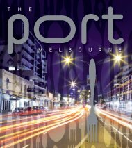 View this Issue - Port Melbourne Business Association