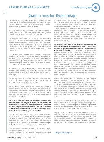 Tribunes libres - Octobre 2013 (pdf - 79,14 ko) - Suresnes