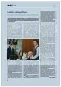 búcsúzó bálozók színház a közgyûlésen - Savaria Fórum - Page 6